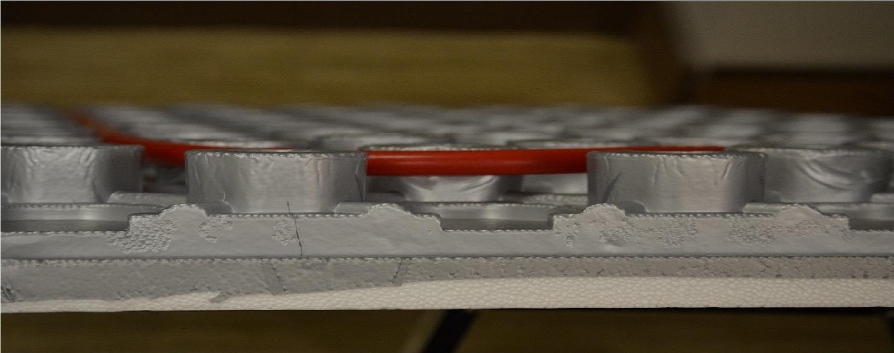 Hotrockpanels Infloor Heating Insulation